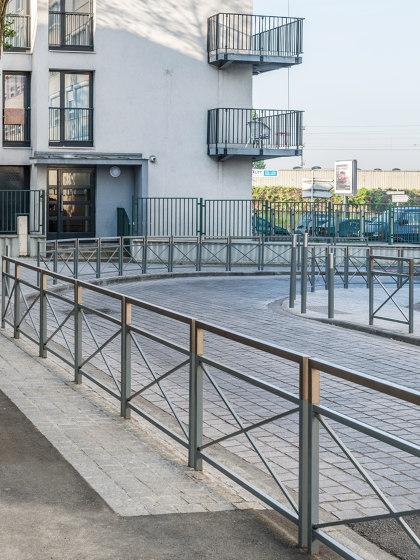 Alliage Barrier by Univers et Cité | Railings / Balustrades