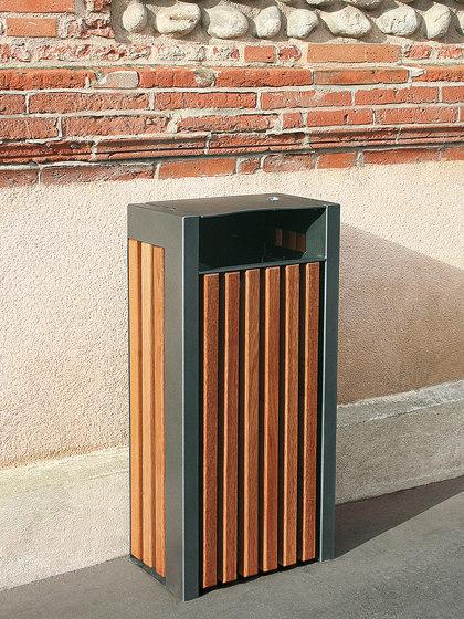 Cinéo Bin by UNIVERS & CITÉ | Waste baskets