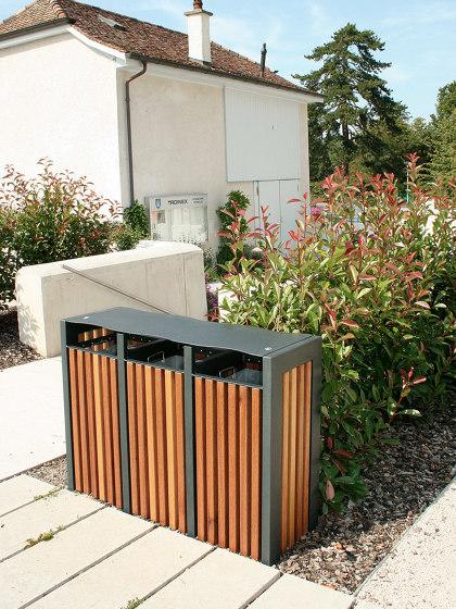 Cinéo Bin specific by Univers et Cité | Waste baskets