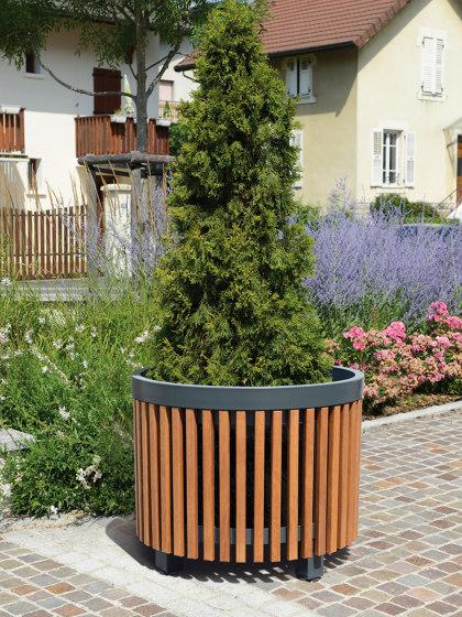 Cinéo Planter by UNIVERS & CITÉ | Plant pots