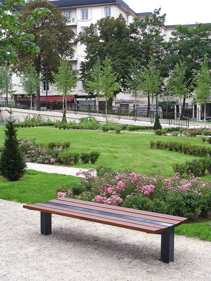 Classico Backless Bench by UNIVERS & CITÉ   Benches