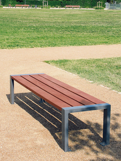 Cléo Backless Bench by UNIVERS & CITÉ   Benches
