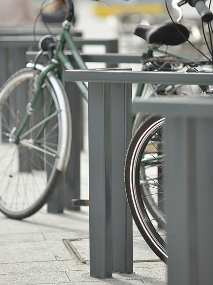 Connexion Bike Rack by UNIVERS & CITÉ | Bicycle stands