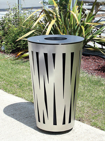 Evolution Bin by Univers et Cité | Waste baskets