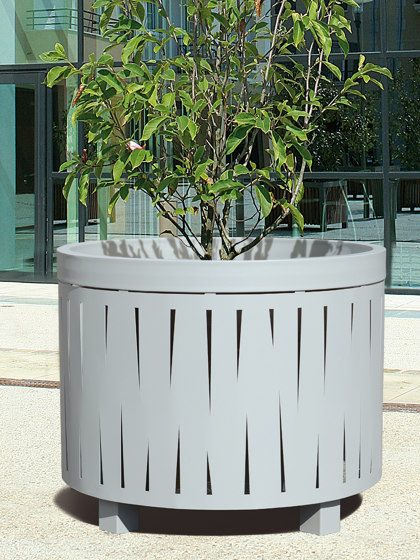 Evolution Planter by UNIVERS & CITÉ | Plant pots