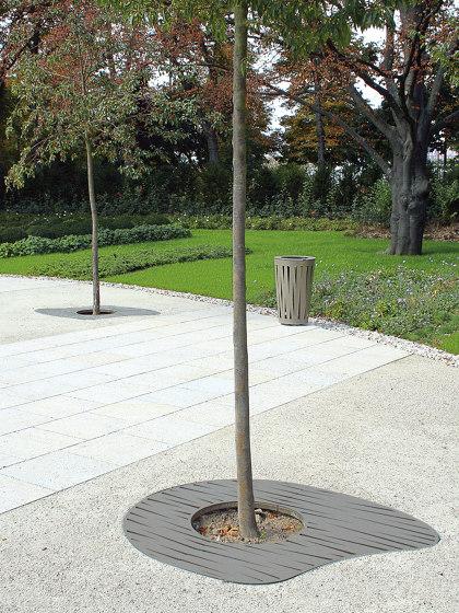 Evolution Tree Grates by UNIVERS & CITÉ | Tree grates / Tree grilles
