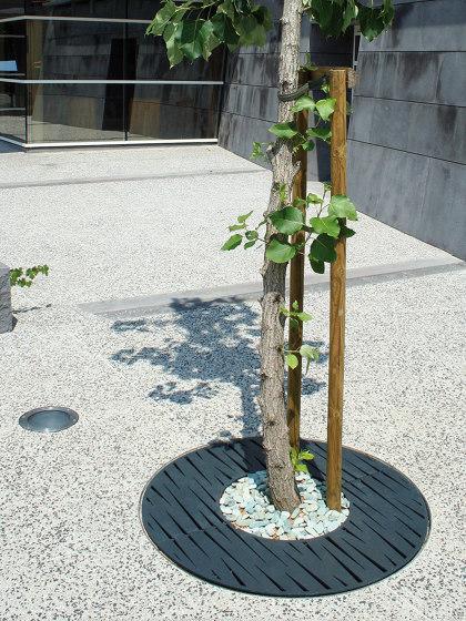 Evolution Tree Grates by Univers et Cité | Tree grates / Tree grilles