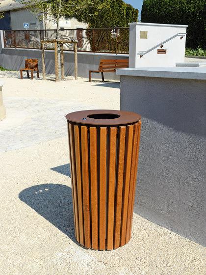 Exotica Bin by Univers et Cité | Waste baskets