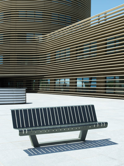 Lia Bench by Univers et Cité | Benches