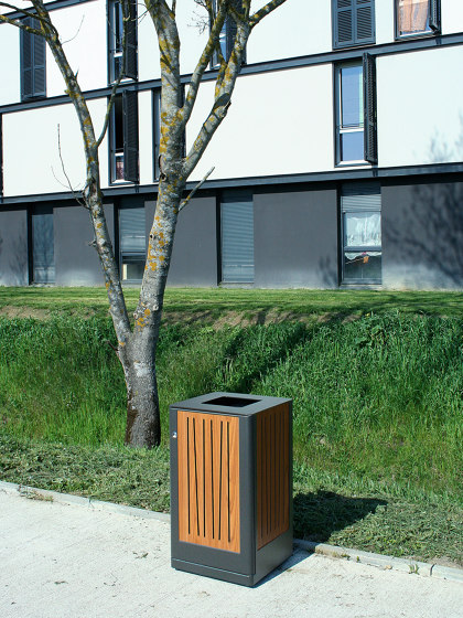 LiaBin by UNIVERS & CITÉ | Waste baskets