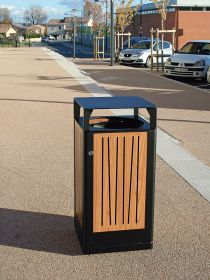 Lia Bin by Univers et Cité | Waste baskets