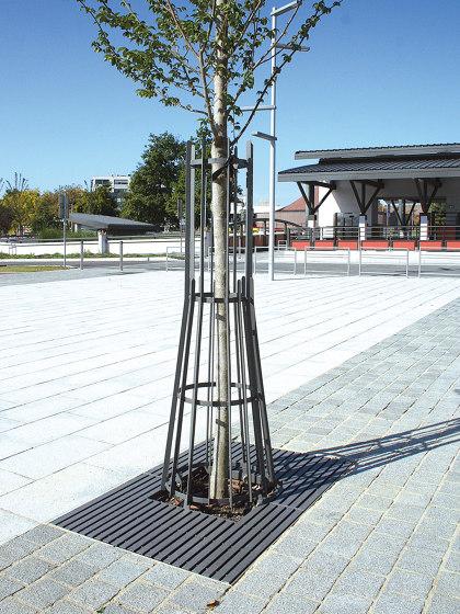 Linéance Tree Guard by Univers et Cité | Tree guards