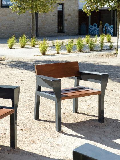 Link Armchair by UNIVERS & CITÉ | Armchairs