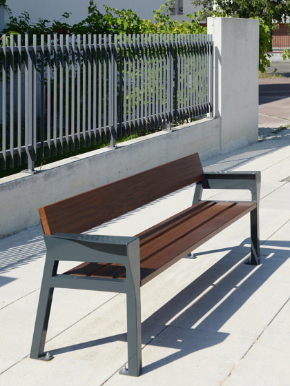 Link Bench by UNIVERS & CITÉ | Benches