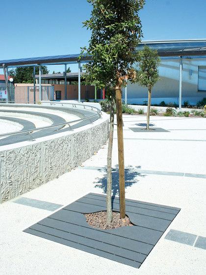 Link Tree Grates by UNIVERS & CITÉ   Tree grates / Tree grilles