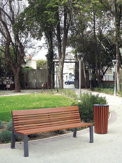 Nuance Bench by UNIVERS & CITÉ | Benches