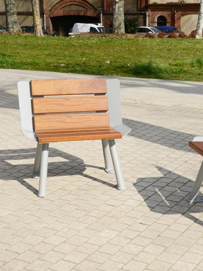 Oria Chair by UNIVERS & CITÉ | Armchairs