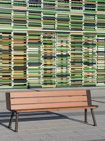 Oria Bench by UNIVERS & CITÉ | Benches