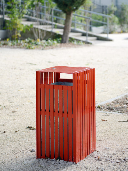 Synergie Bin by UNIVERS & CITÉ | Waste baskets
