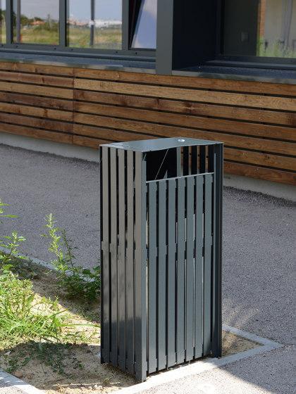 SynergieBin by Univers et Cité | Waste baskets