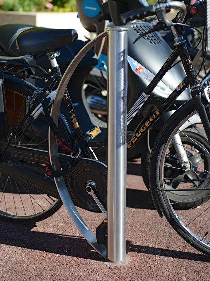 VisionBike Rack by Univers et Cité | Bicycle stands