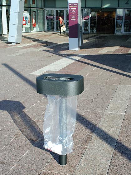 Vigi Steel Bin by UNIVERS & CITÉ | Waste baskets