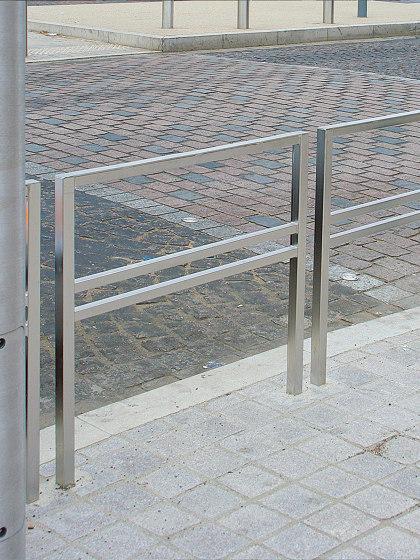 Vision Barrier by UNIVERS & CITÉ | Railings / Balustrades