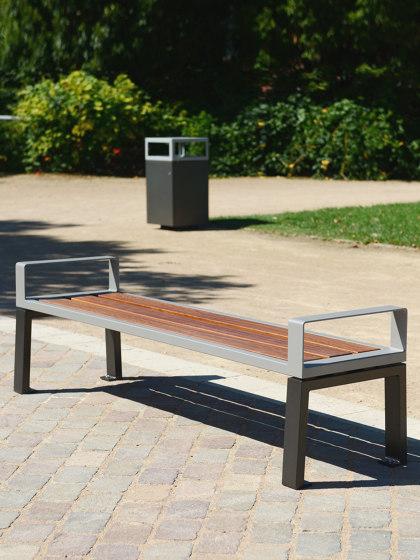 Zéo Backless Bench by UNIVERS & CITÉ | Benches