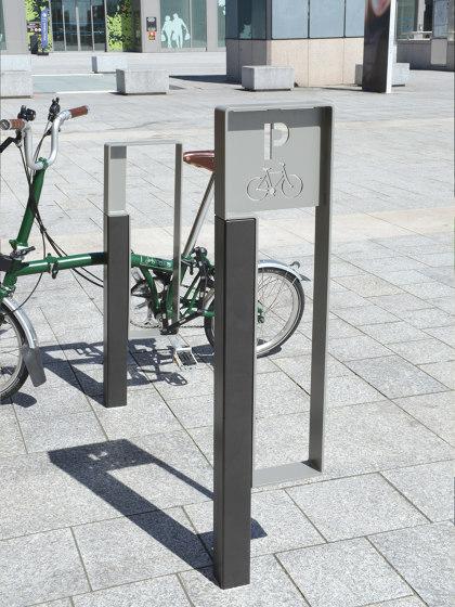 Zéo Bike Rack by Univers et Cité   Bicycle stands