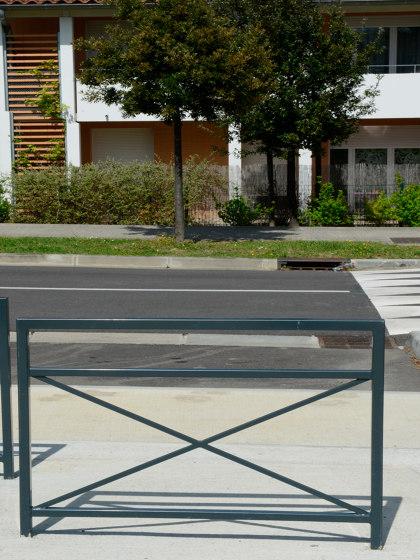 Zéo Barrier by Univers et Cité | Railings / Balustrades