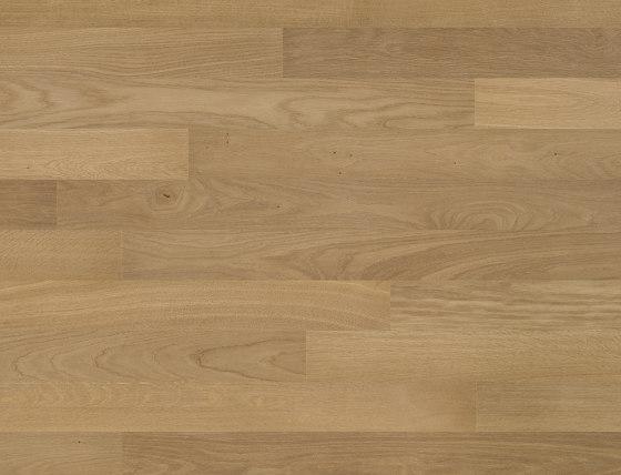 Cleverpark Oak slightly smoked Crema 15 by Bauwerk Parkett | Wood flooring