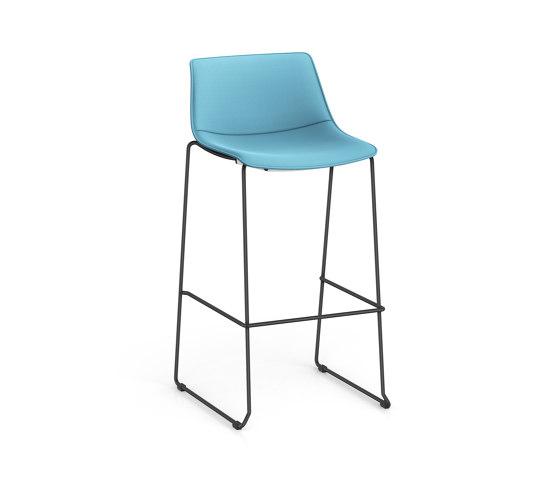 SHUFFLEis1 SU 234 by Interstuhl | Bar stools