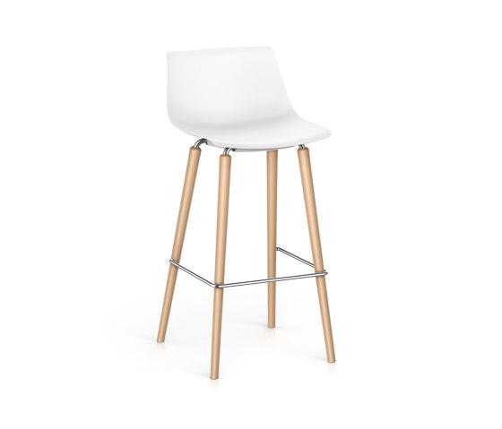 SHUFFLEis1 SU261 by Interstuhl | Bar stools