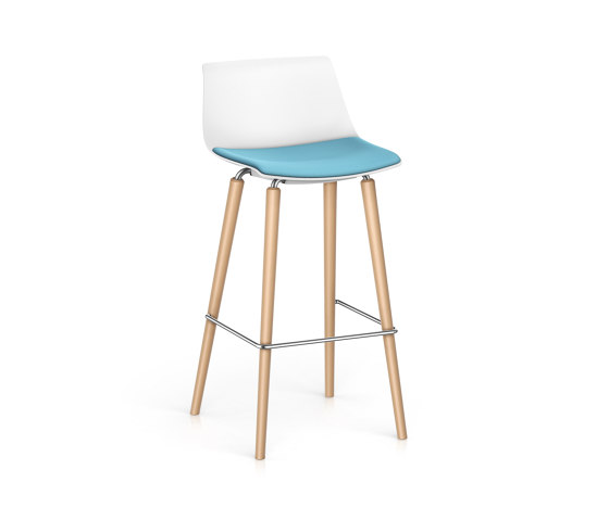 SHUFFLEis1 SU262 by Interstuhl | Bar stools