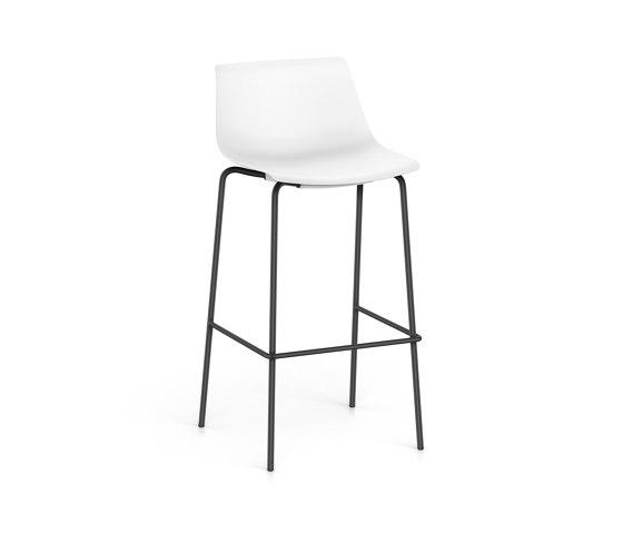SHUFFLEis1 SU271 by Interstuhl | Bar stools