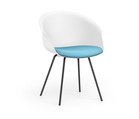 SHUFFLEis1 SU372 by Interstuhl | Chairs