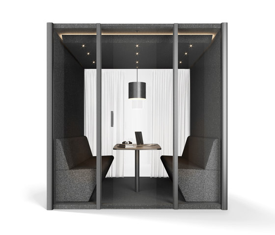 Collaboration Cube von Bosse | Office Pods