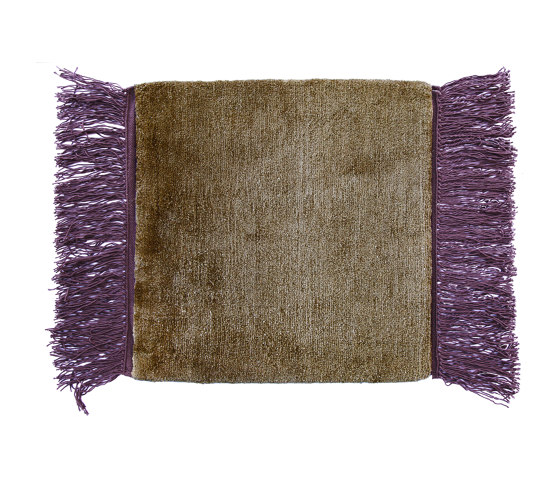 Amber Gold with fringes by Studio5 | Rugs