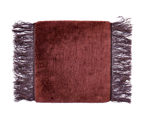 Rosewood with Fringes by Studio5 | Rugs