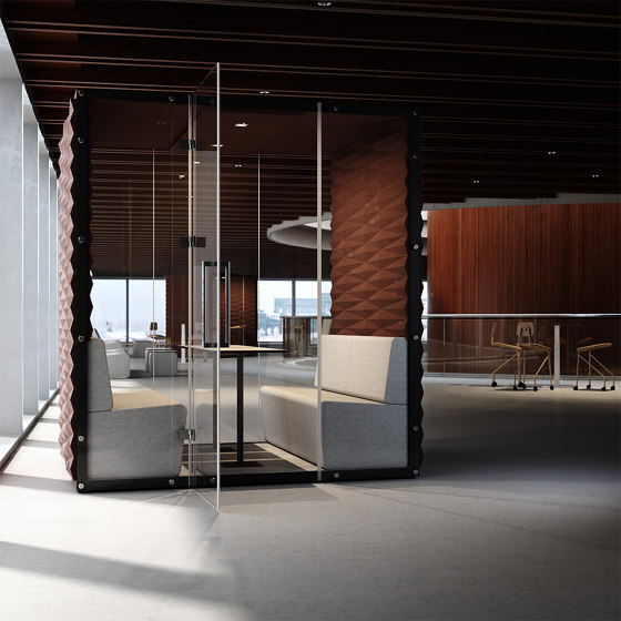 VANK_WALL_BOX by VANK | Office Pods