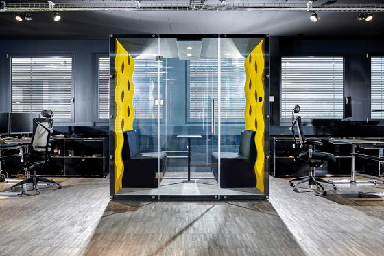 VANK_WALL2 BOX by VANK | Office Pods