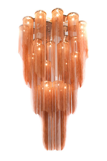 Artpieces & Installations Windchime 1.5m by Willowlamp | Suspended lights