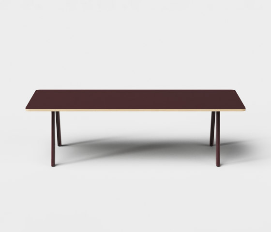 Big Lite 74 Modular Table System by De Vorm | Dining tables