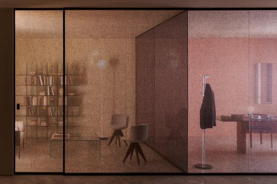 Aladin Wall by Glas Italia | Internal doors