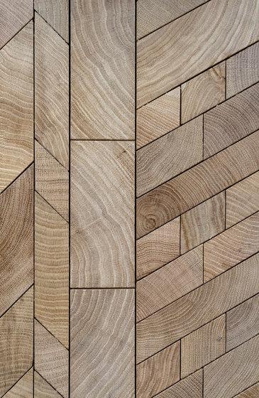 FORÊT MIX NATURAL by Oscarono | Wood panels