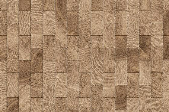 FORÊT BRICK MIX NATURAL by Oscarono | Wood panels