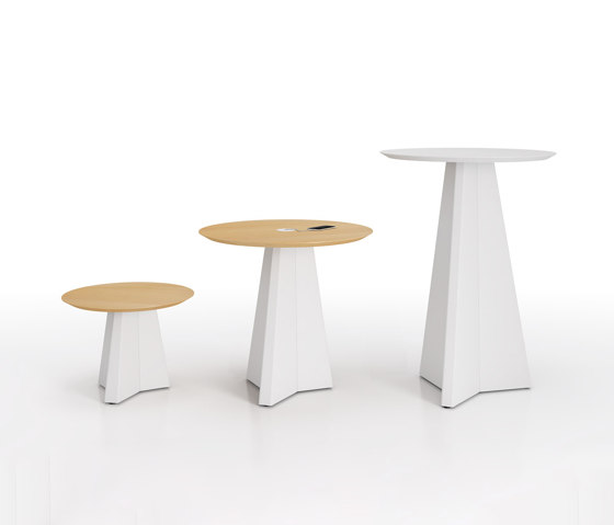 Origami by Systemtronic | Bistro tables