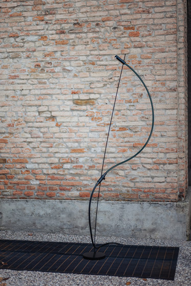 Open-Air by Agape | Standing showers