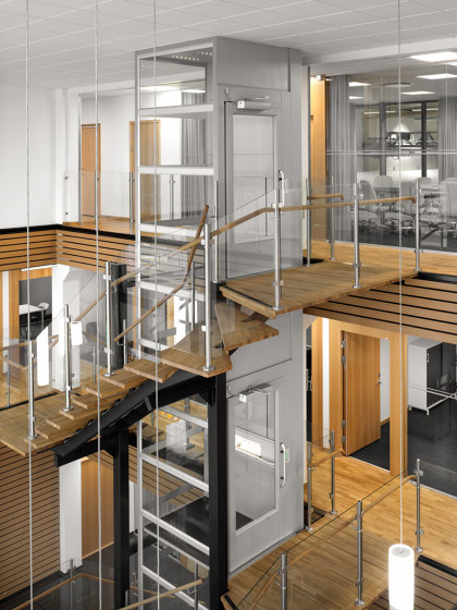 Aritco 7000 Lift by Aritco Lift | Passenger elevators