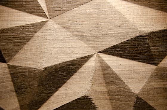 Big Diamond Oak Nature by VD Werkstätten | Wood veneers
